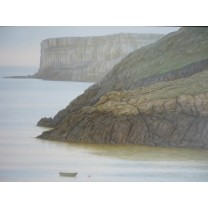 Solitude (Near Stackpole Quay) by Phil Parry