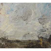 Goonhilly Horizon (Hovering Clouds)